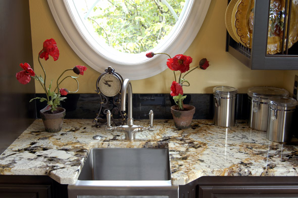Granite - Makes Your Kitchen Rock!