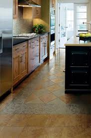 Earth Tone Ceramic Kitchen Tile
